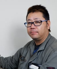 代表取締役社長「小幡一貴」
