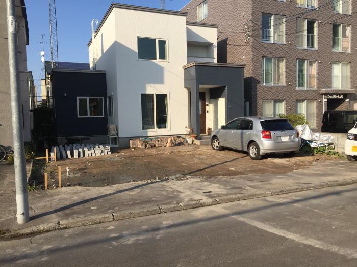 東区0様邸施工前の写真その1